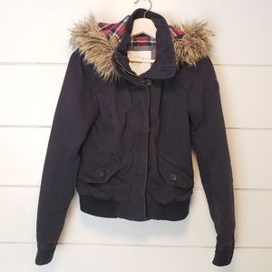ABERCROMBIE & FITCH warm Jacket M